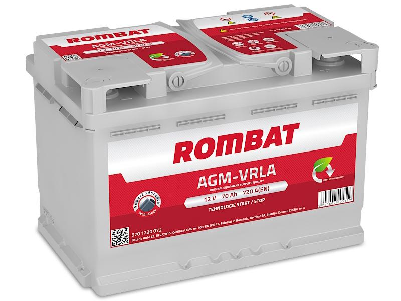Rombat AGM